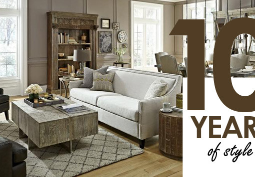 Ten Years of Style at The Find