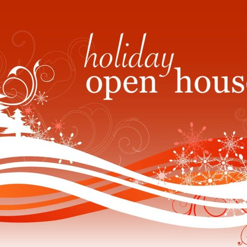 Celebrate the Season with our Holiday Open House THIS Thursday!
