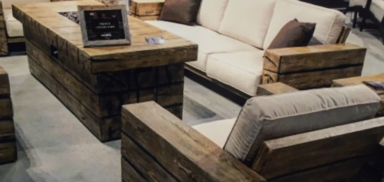 Outdoor Furniture at The Find Reno