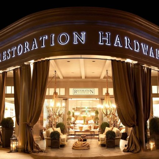 Beware Restoration Hardware?