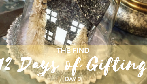 12 Days of Gifting at The Find Reno – Day 9