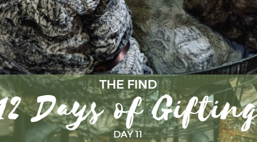 12 Days of Gifting at The Find Reno – Day 11