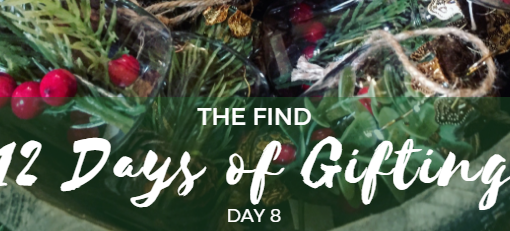 12 Days of Gifting at The Find Reno – Day 8