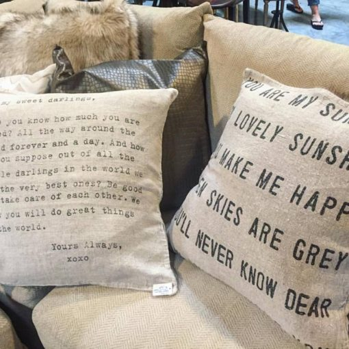 How to Decorate with Throw Pillows (Really) – Tips from The Find Reno
