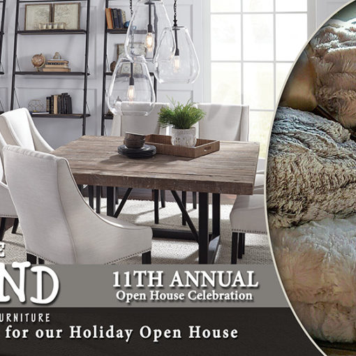 Wine, Appetizers & Deals at The Find Reno – Our Annual Open House