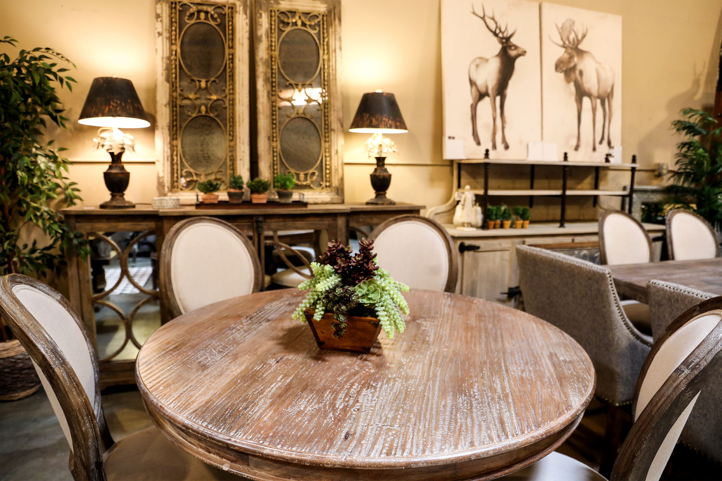 the-find-reno-round-rustic-dining-table