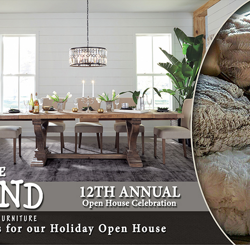 You're Invited to our 12th Annual Open House!
