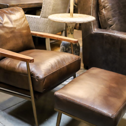 Adding Fabulous Leather Furniture to Your Home Decor – Tips from the Find Reno