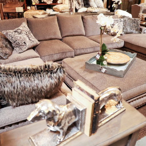 6 Decorating Tips for the Neutral Sectional Owner
