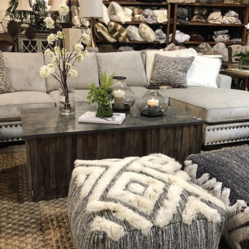 Keeping it Local — Furniture Shopping at The Find