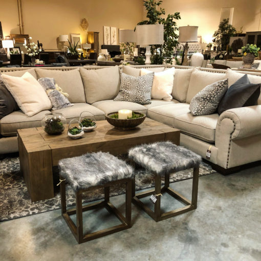 It's True  – Sectionals are the Best Sofas for Small Spaces